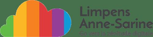 Logo Anne-Sarine Limpens - Go vers la zénitude digitale