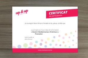 Up&up by Marie Winand